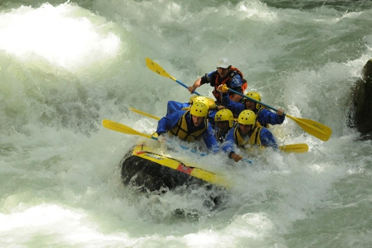 Come fare team building... in acqua!