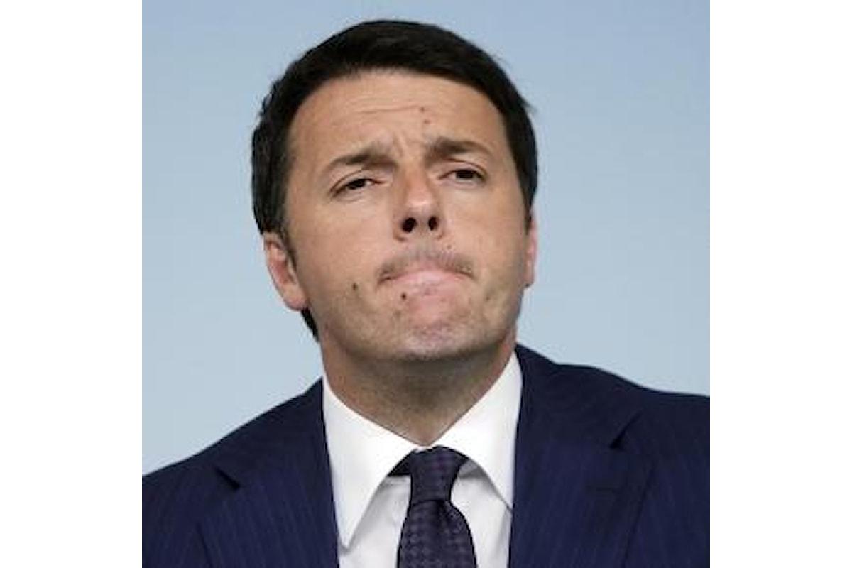 Matteo Renzi denunciato da AIDAA, Non rispetta la legge