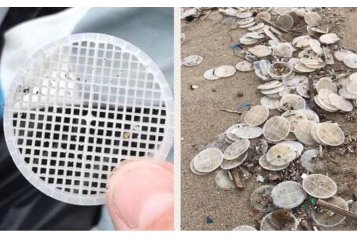 Il mistero dei dischetti di plastica: da Salerno alla Toscana