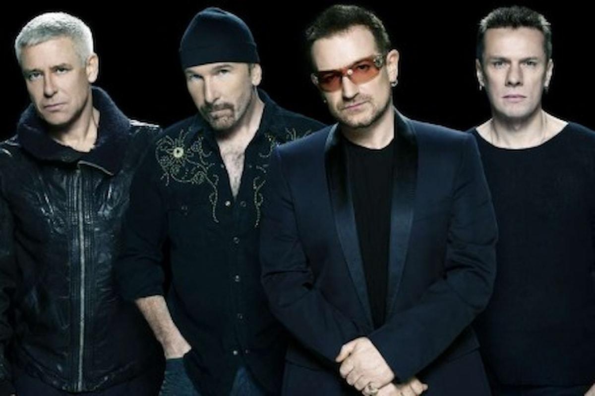 Dopo 40 ANNI ancora fortissimamente U2