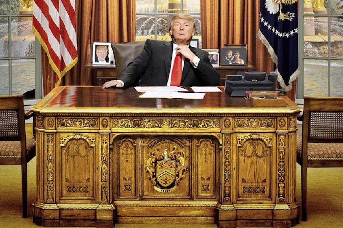 Donald Trump: major, major conflict with North Korea possible