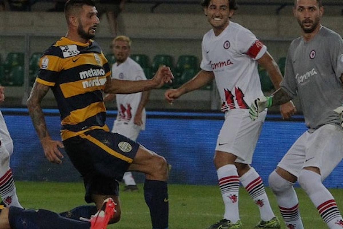 Coppa Italia, il Verona batte il Foggia. Da oggi tutte le altre partite del secondo turno