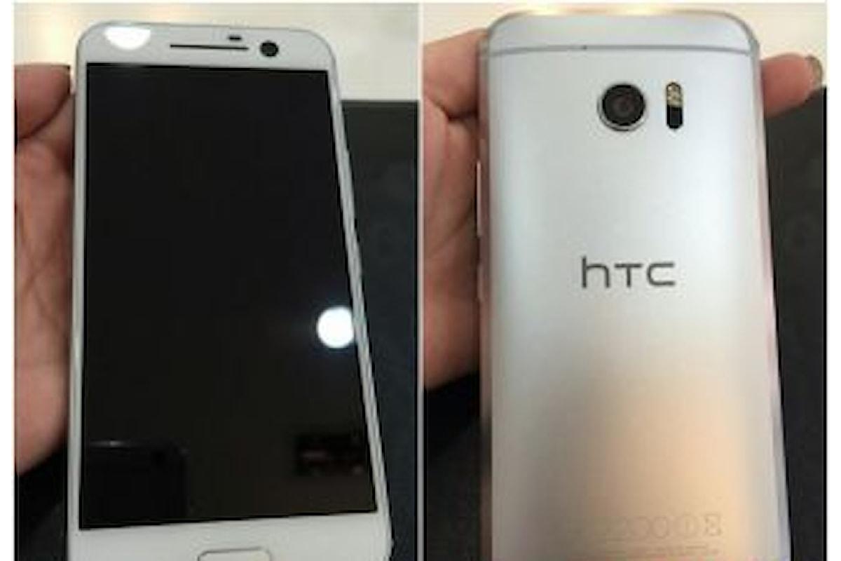 HTC 10 | presentato ufficialmente il nuovo Top Gamma