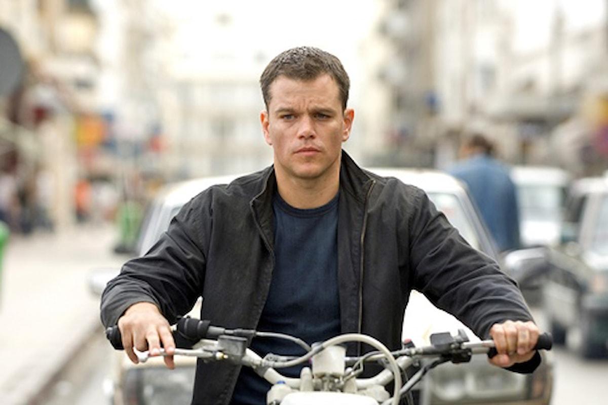Online il trailer ufficiale di Jason Bourne con Matt Damon