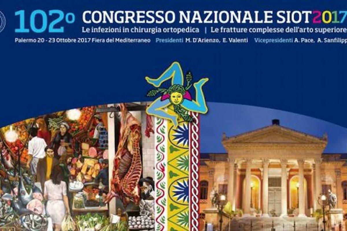 Robot, chirurgia e ortopedia al 102° Congresso nazionale SIOT
