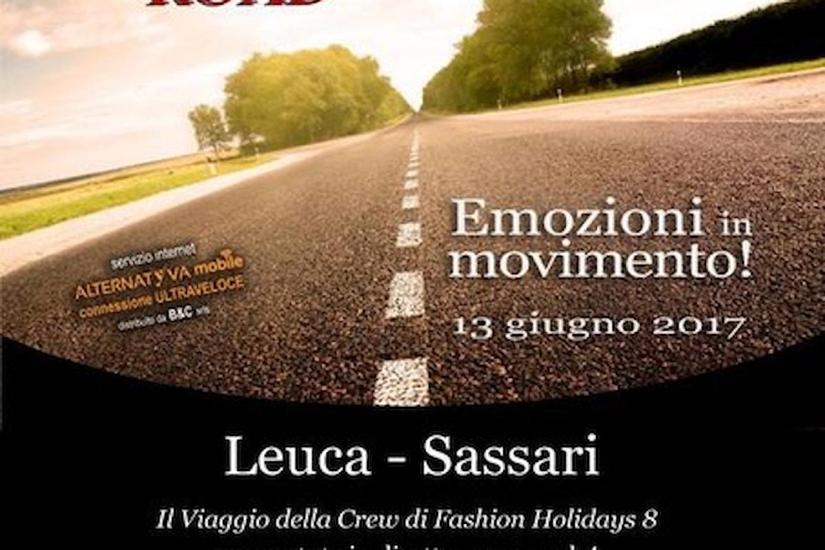 Arriva Fashion Holidays On The Road - Emozioni in Movimento