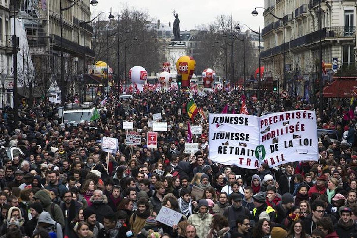 La Francia piomba nel caos tra minacce Isis e Hooligan, più la grana Jobs Act