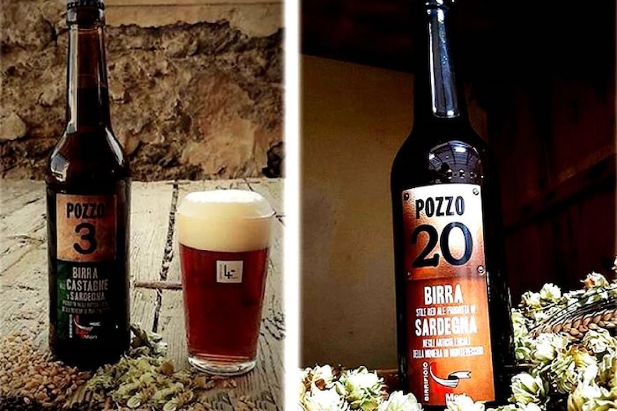 Nuovi numeri per la birra Pozzo: arrivano la 3 (alle castagne) e la 20