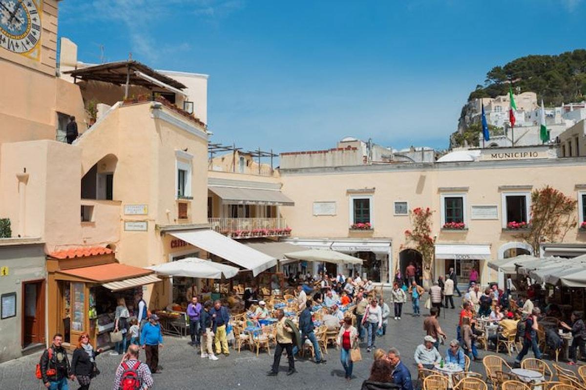 A Capri arriva la fibra di TIM con una velocità fino a 200 Mb!