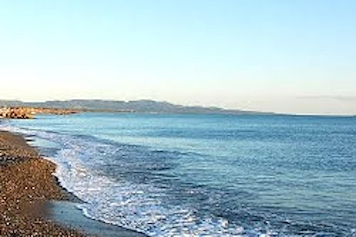 Mare in Toscana: spiaggia delle Gorette a Cecina mare