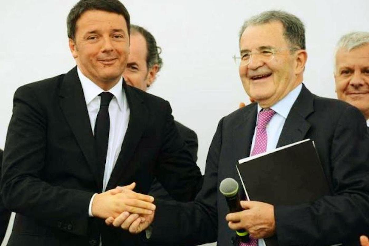 L'involontario appoggio di Romano Prodi a Liberi e Uguali