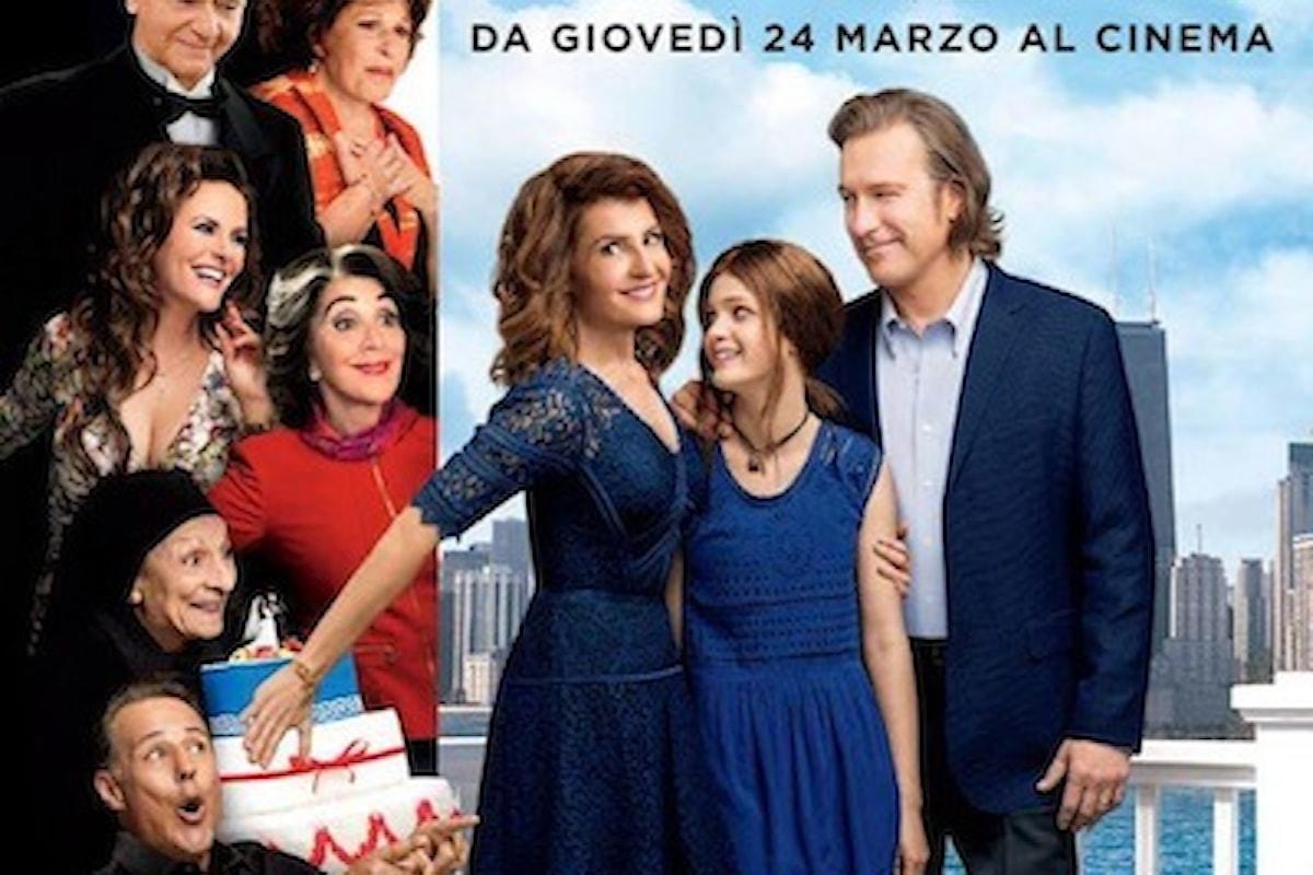 Risate al cinema con il nuovo grosso grasso matrimonio greco
