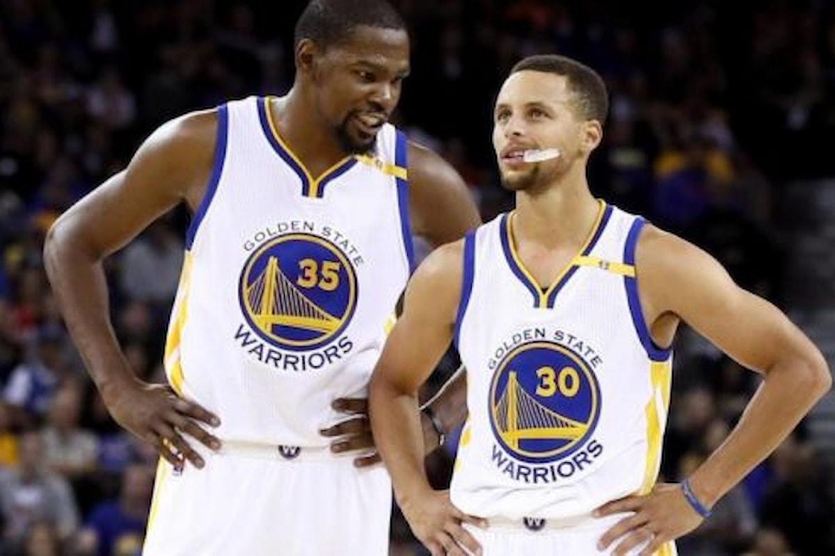 NBA Finals 2017: troppo forti i Warriors per LeBron