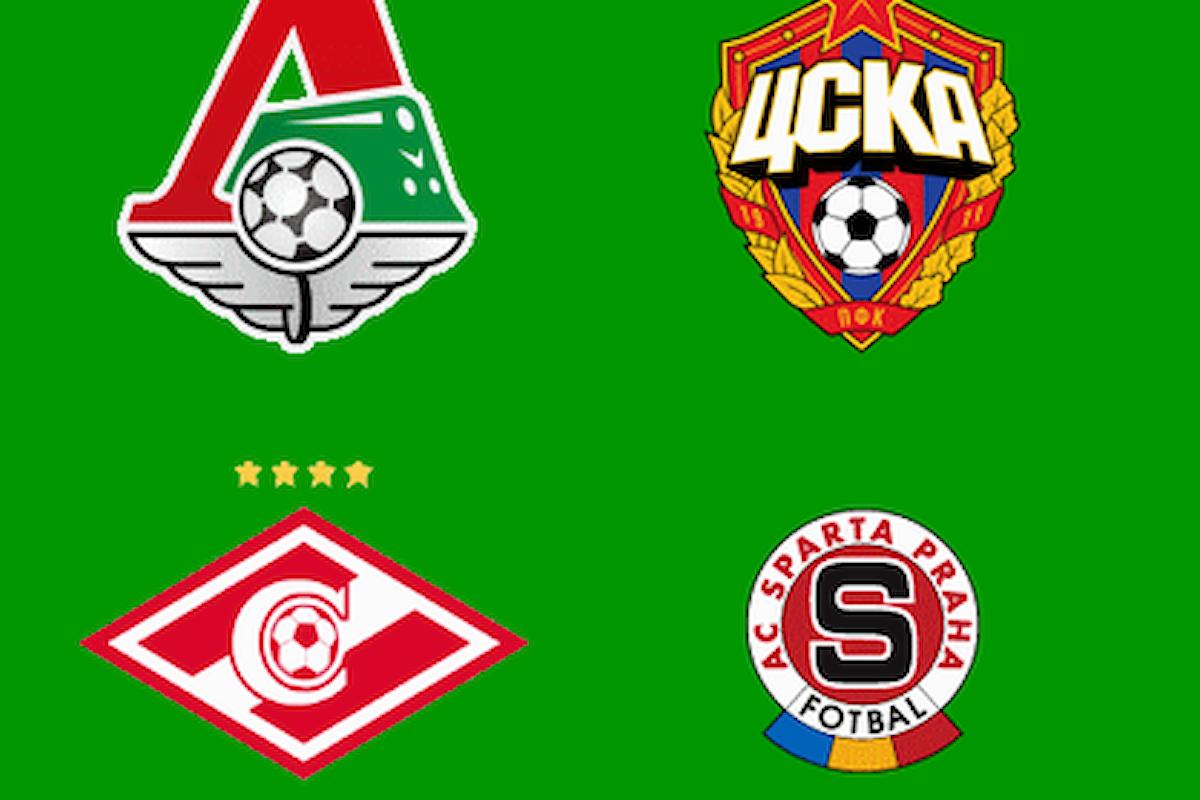 Lokomotiv, CSKA, Spartak e Sparta: perché i club calcistici si chiamano così?