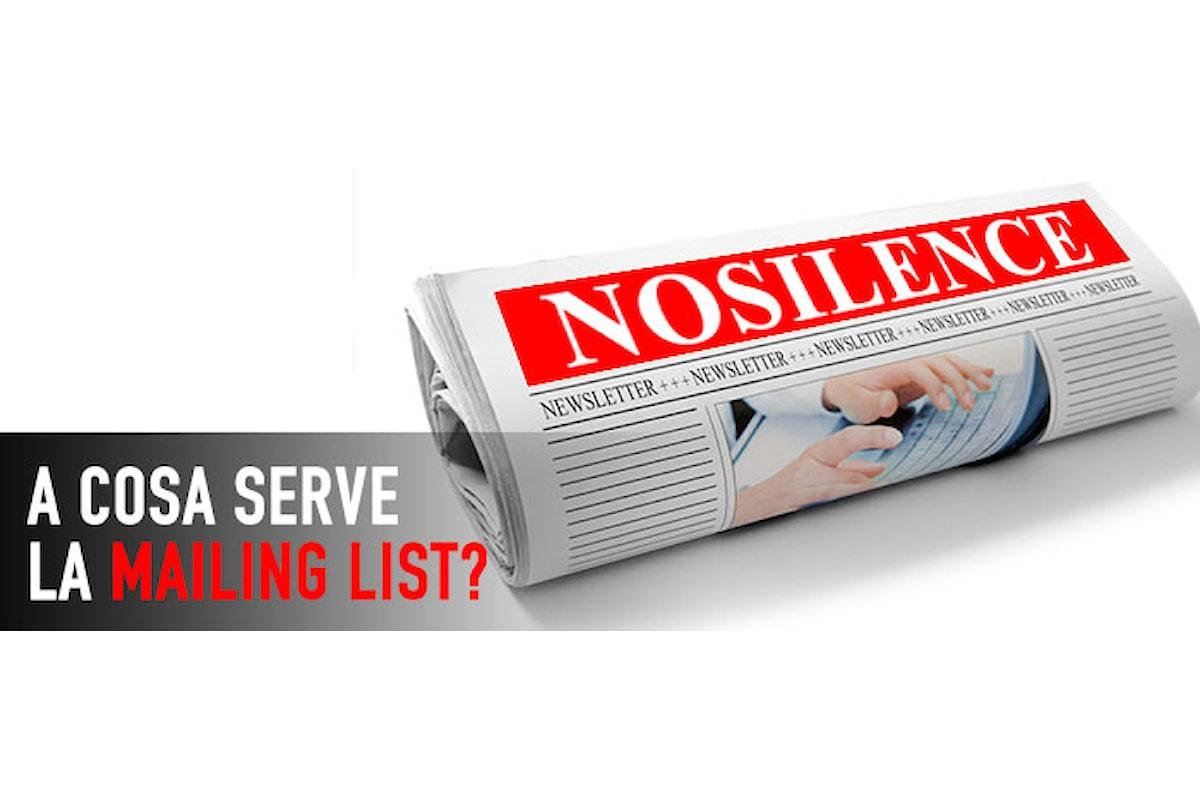 Eventi: perché sfruttare la Mailing List?