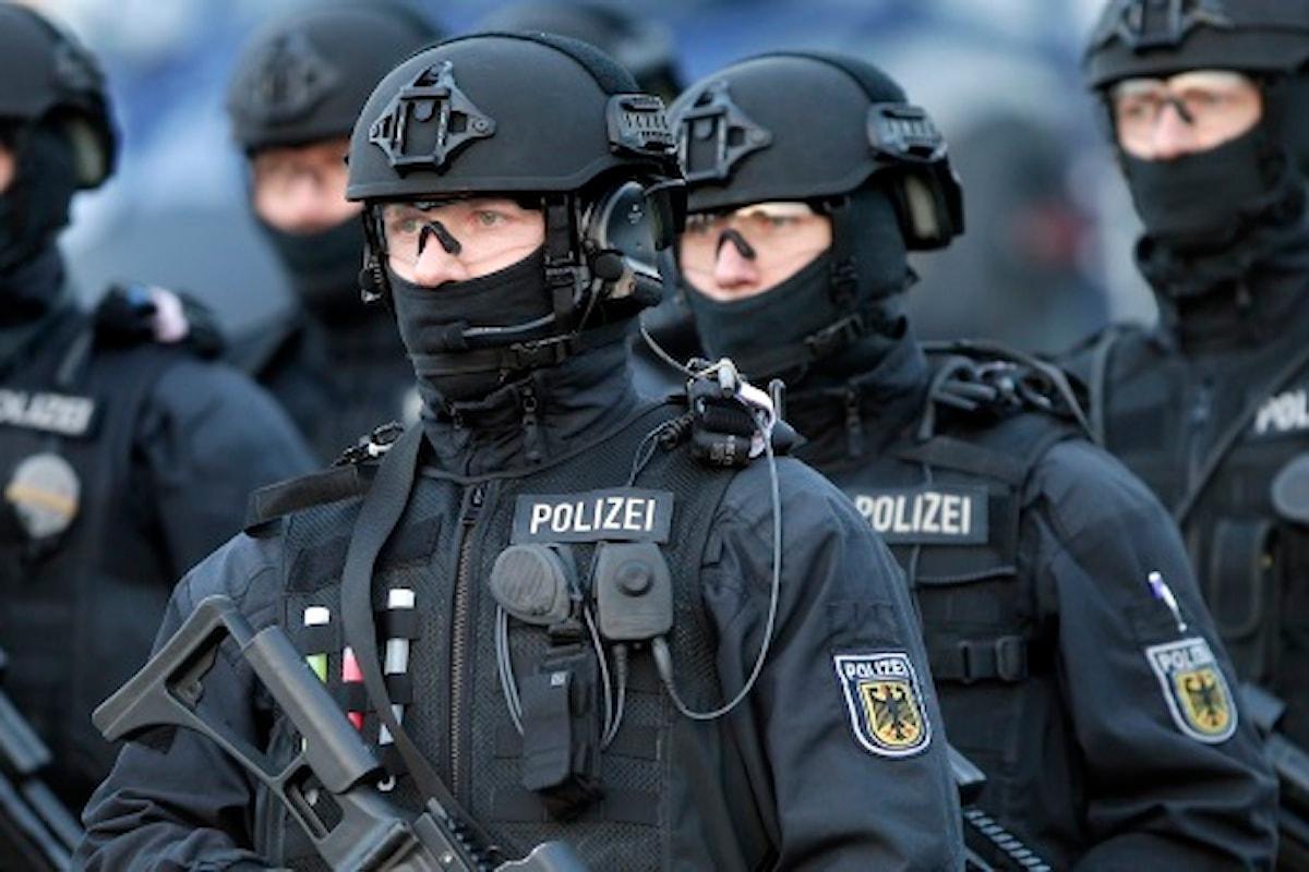 Evitato appena in tempo un grosso attentato in Germania