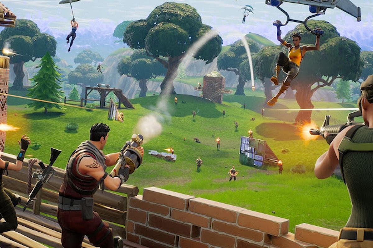 Fortnite Battle Royale: Epic Games ha rivelato la nuova modalità Teams of 20