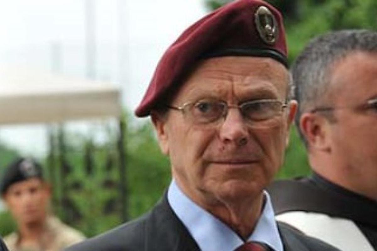 Roma, Generale della Folgore: Non abbiamo bisogno applauso politici, noi superiori a questa cosa