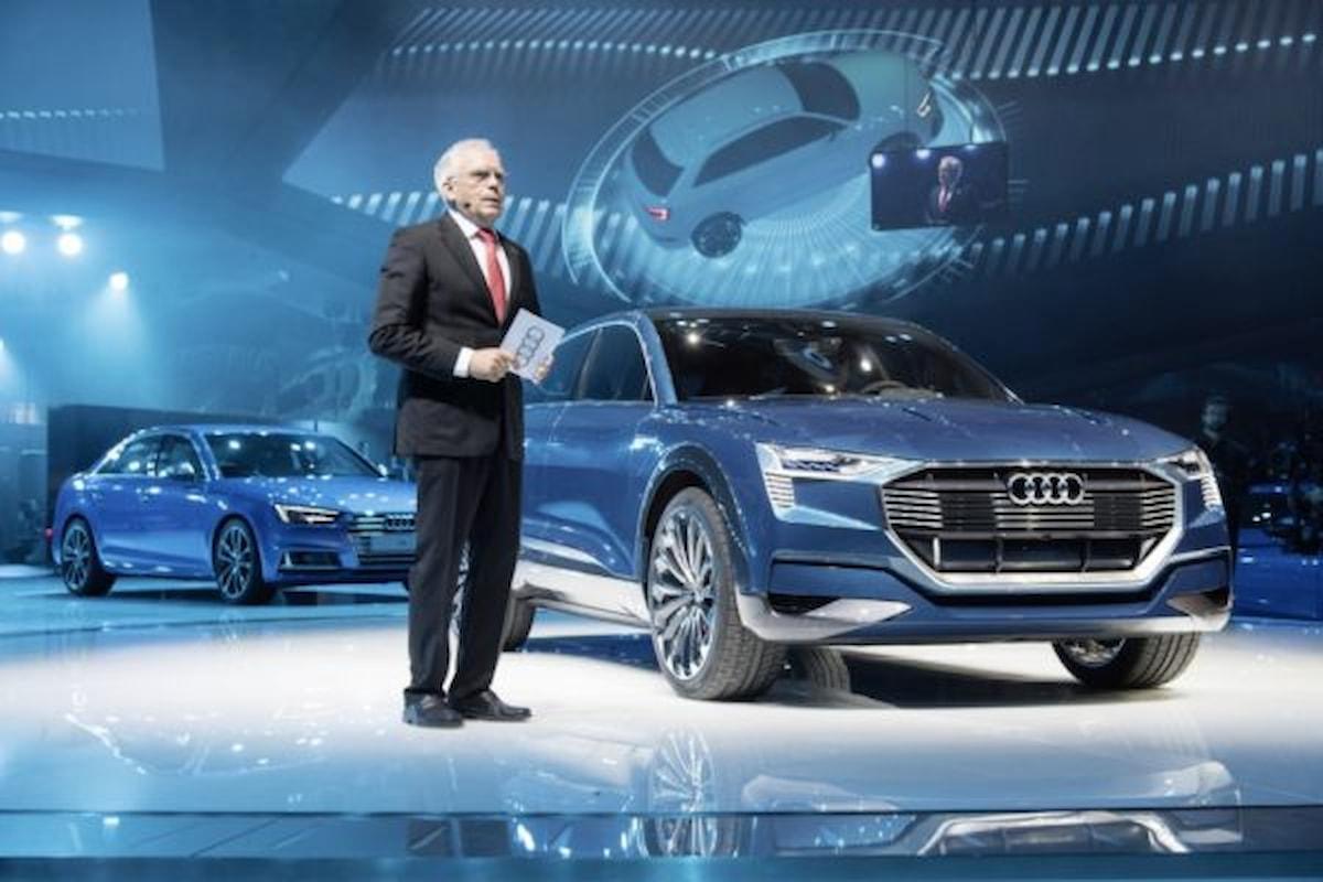 Audi, i lavoratori spingono per la rivoluzione elettrica