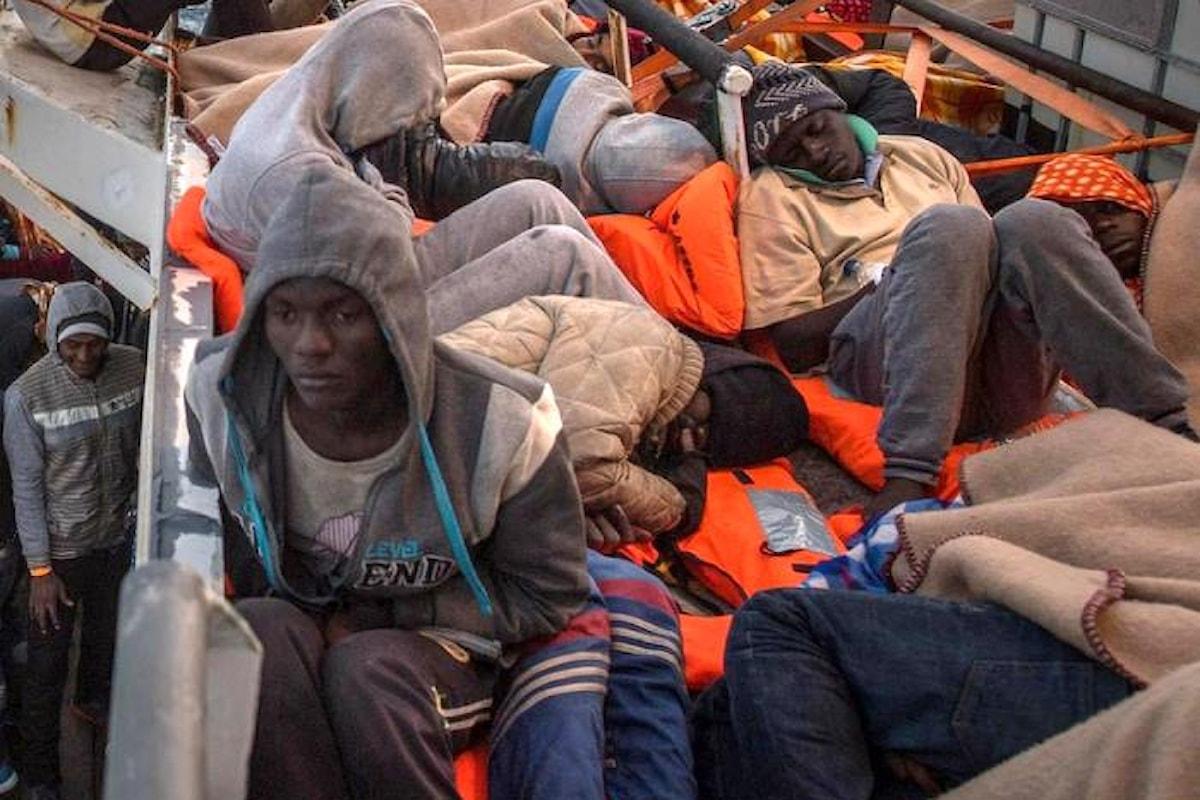 L'appello di Unhcr e Oim per risolvere lo stallo dei migranti tenuti a bordo della nave Diciotti