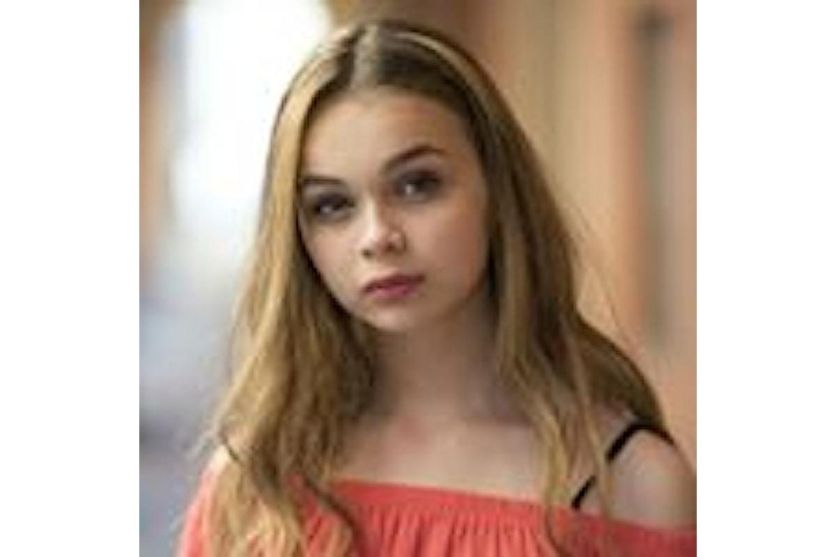 Soli 14 anni, attrice tra i professionisti... lei è Camilla Bonfiglioli