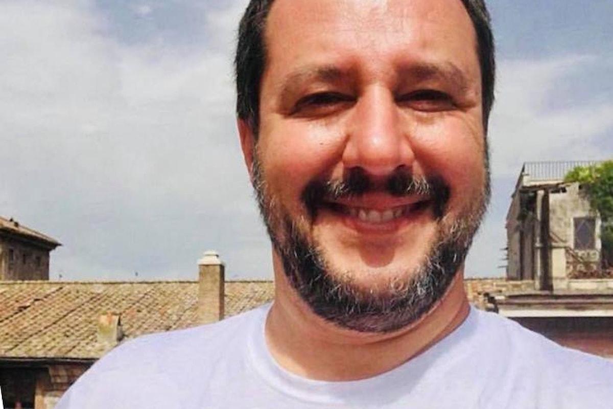 Salvini oggi non tifa per la Francia, ma ieri...