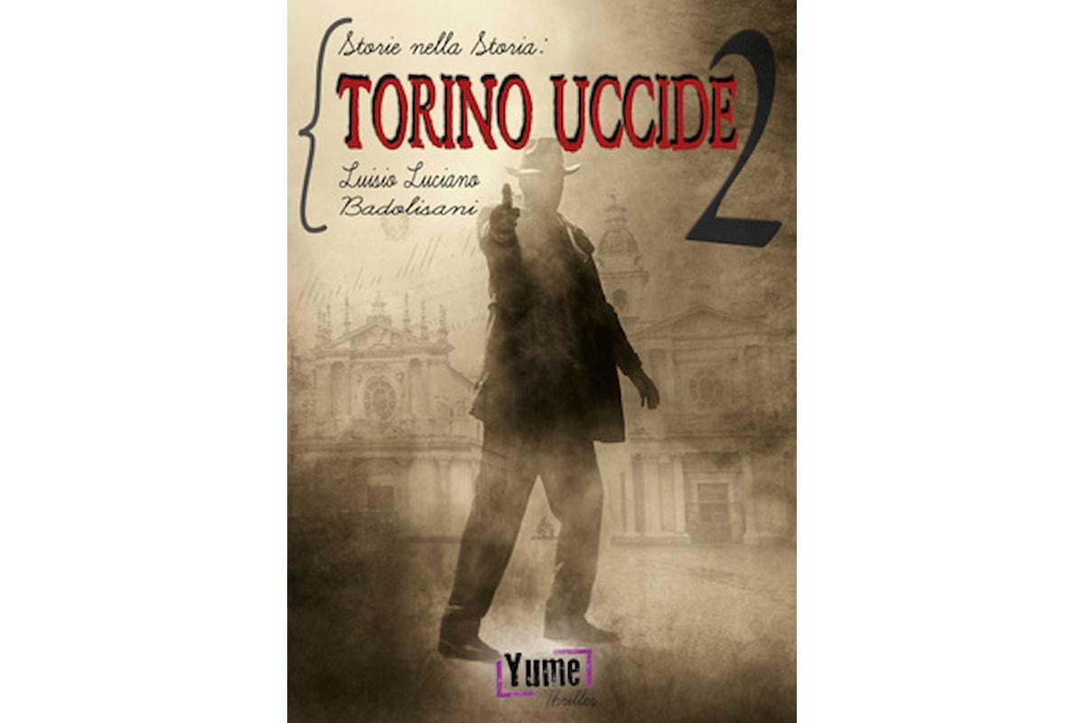 Presentazione dei libri Torino Uccide I e II
