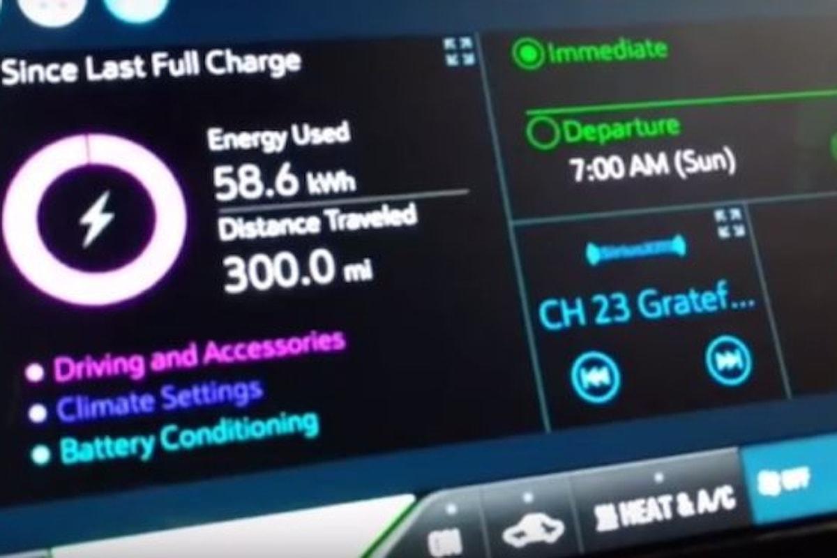 Autonomia reale dell'auto elettrica Chevrolet Bolt EV