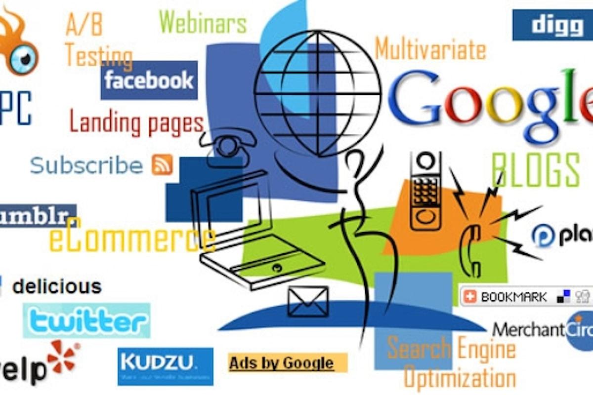Il Web Marketing ora Low Cost al 100%