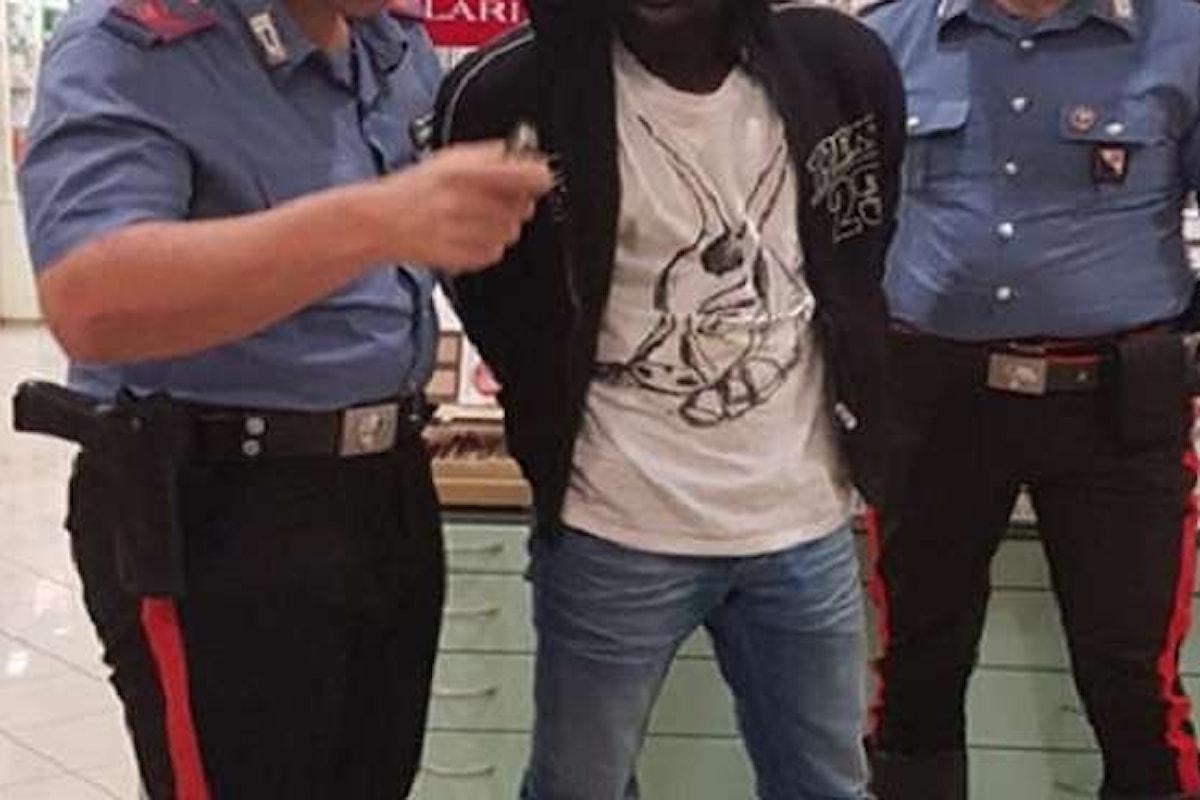 Droga: in manette richiedente asilo, succede nel Cilento