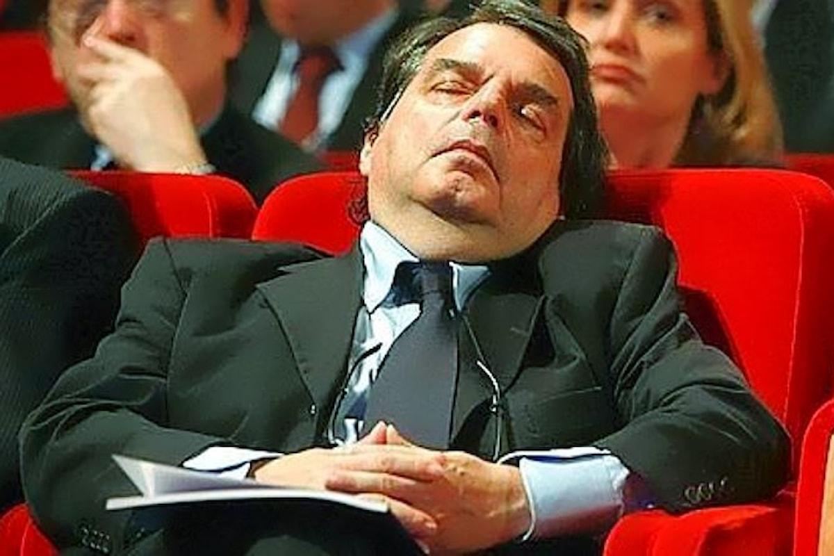 Brunetta: adda passà 'a nuttata!