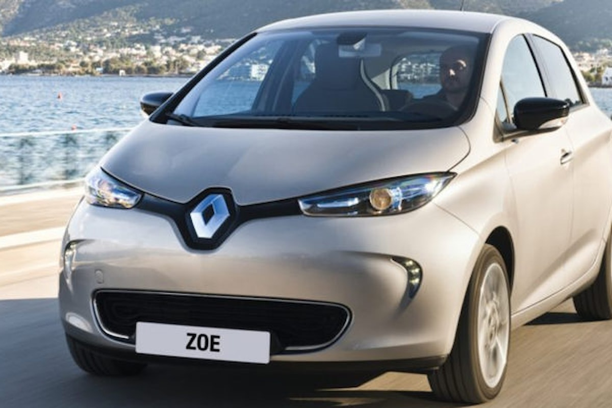 Immatricolazioni vetture elettriche nel primo semestre dell'anno