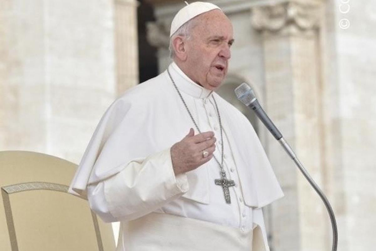 Papa Francesco: il problema dei rifugiati e dei migranti è la tragedia più grande dopo quella della Seconda guerra mondiale