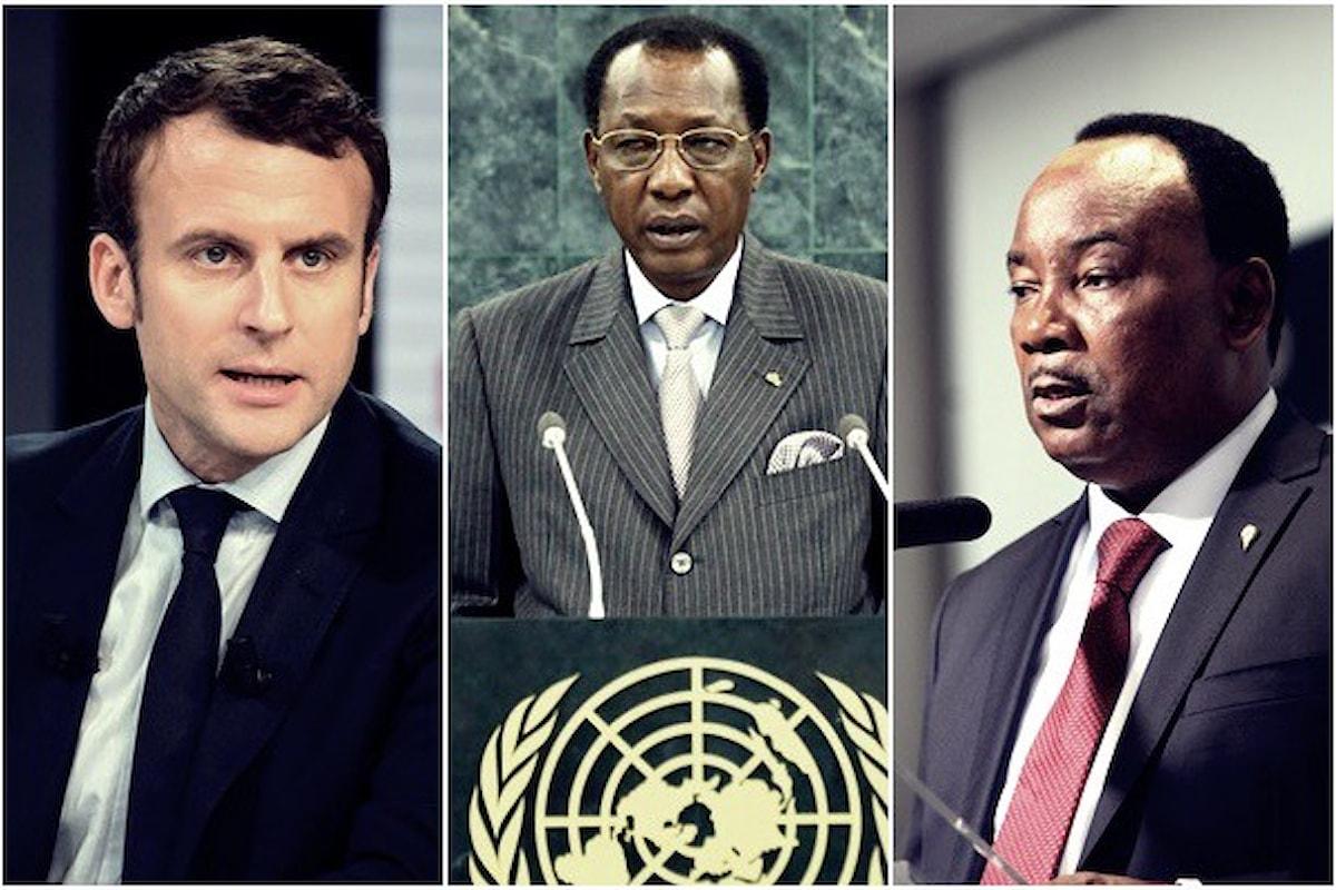 Summit a Parigi sulle nuove strategie da adottare nella gestione dei fussi migratori
