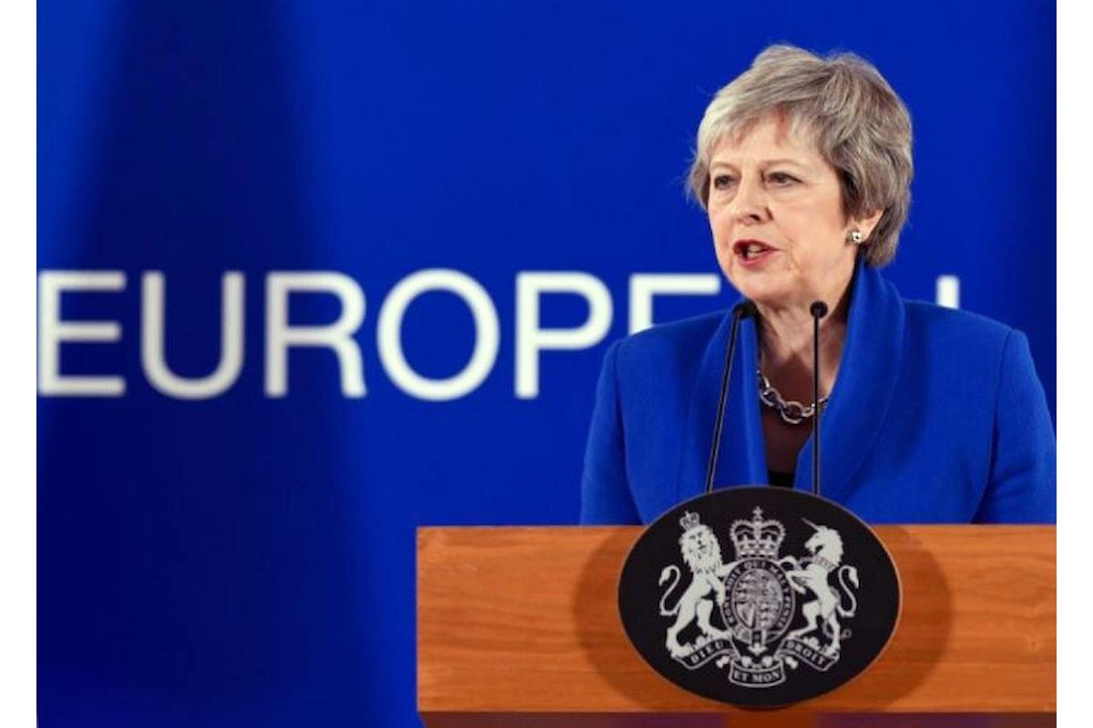Il Consiglio Europeo dice sì all'accordo sulla Brexit, ma in Gran Bretagna nulla è deciso