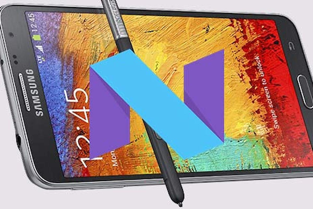 Alcuni suggerimenti per aggiornare Samsung Galaxy S3 ad Android 7.1 Nougat