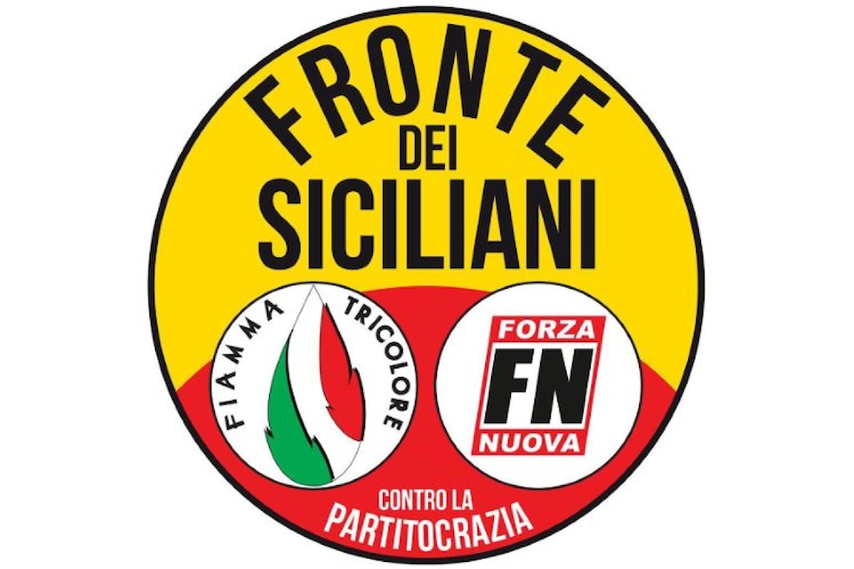Elezioni Regionali in Sicilia: presentato il Fronte dei Siciliani