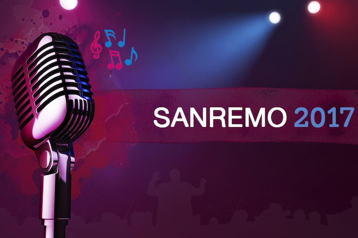 Tutti cantano e... leggono Sanremo!