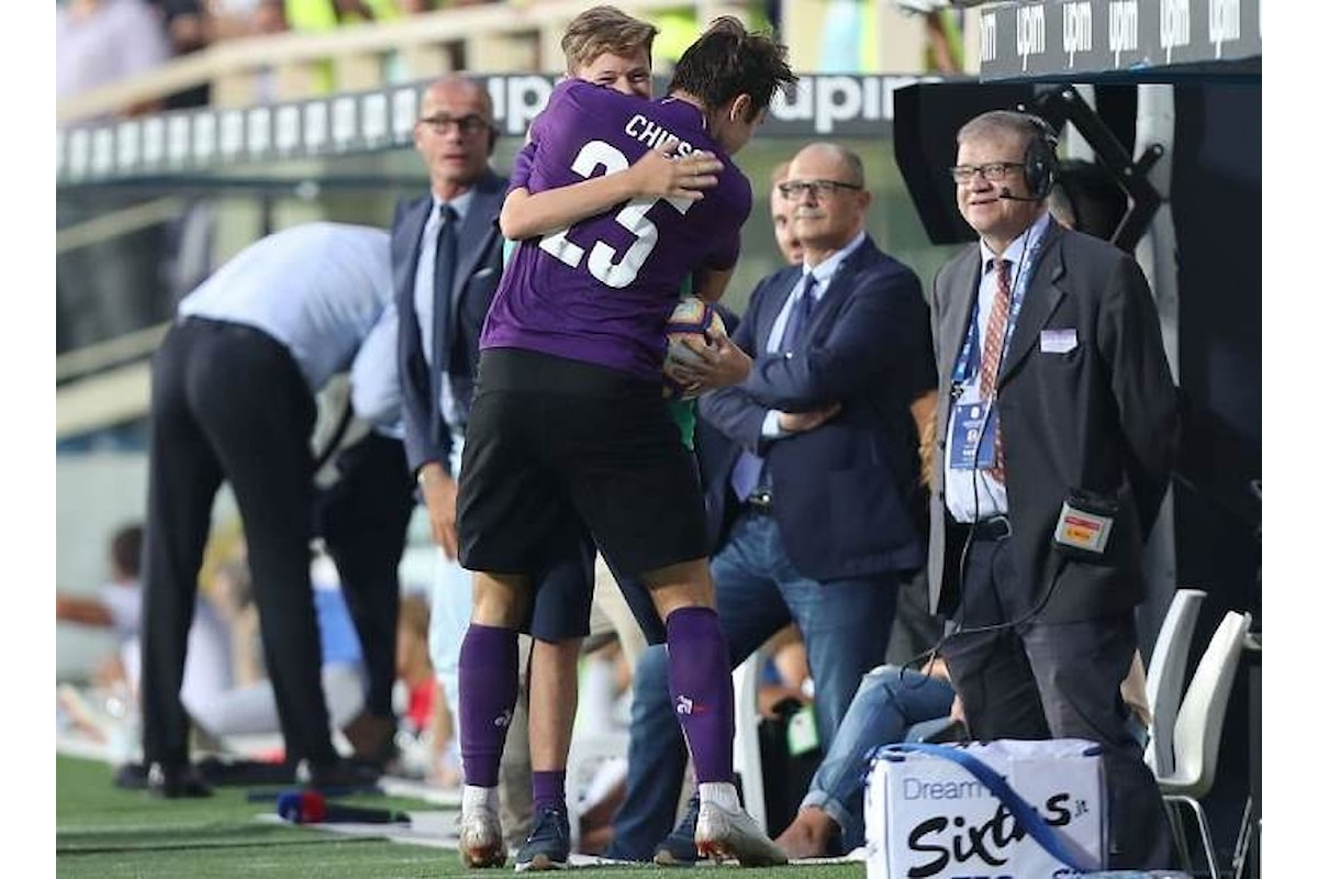 Martedì, Inter e Fiorentina inaugurano il turno infrasettimanale della sesta giornata di serie A
