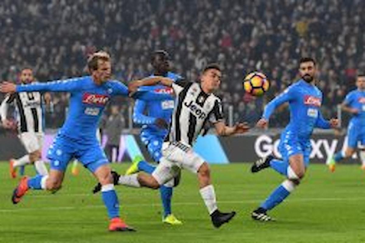 A Napoli una candeggina in grado di pulire anche la... Juventus