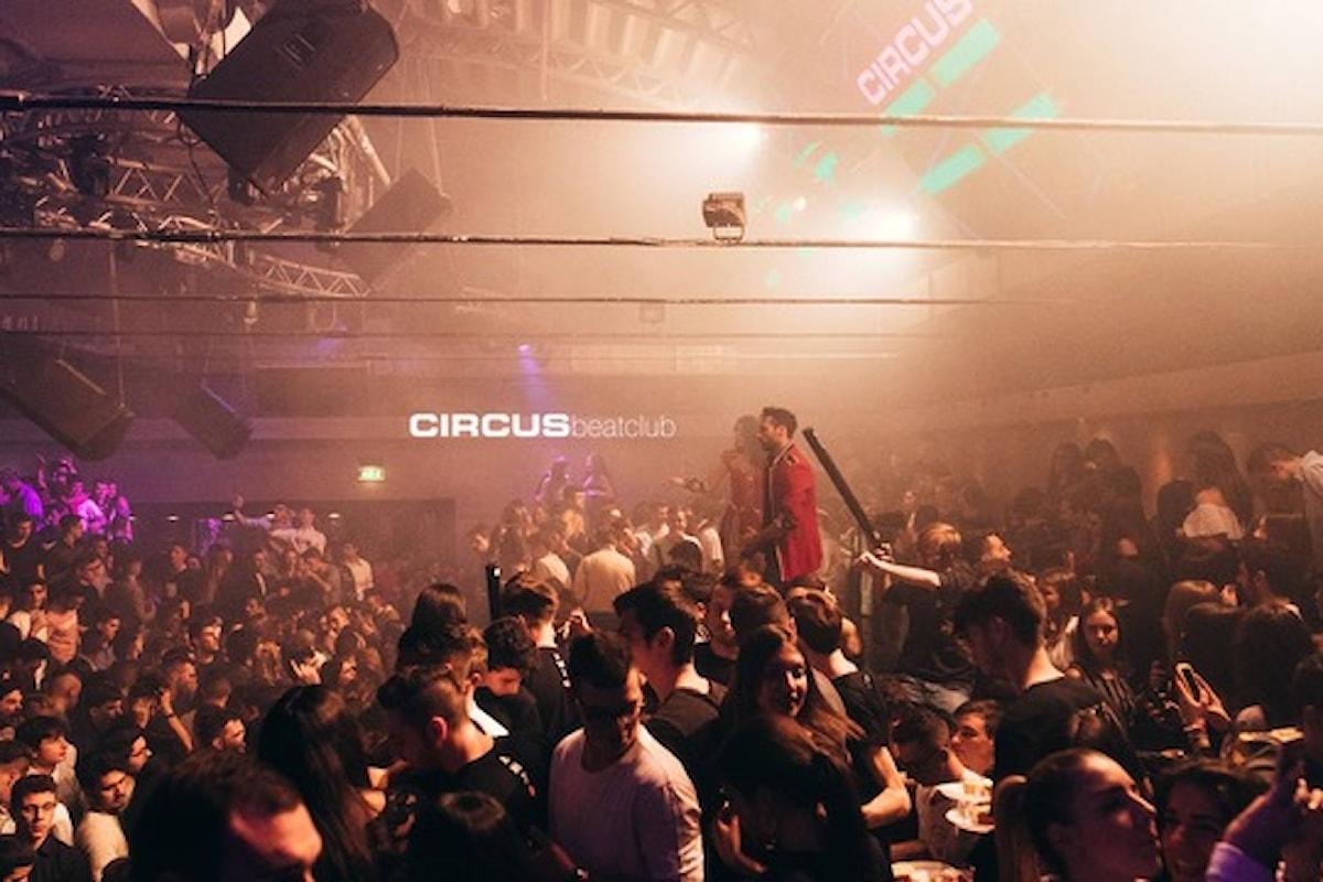25 novembre, Dj Naike @ Circus beatclub - Brescia: Malibù Stacy