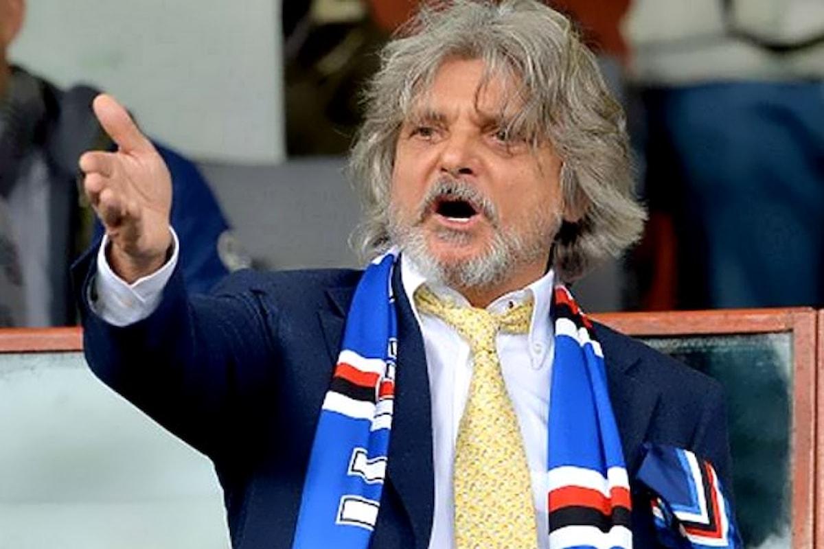 Ferrero avrebbe distratto dalle casse della Sampdoria parte dei soldi della cessione di un suo calciatore