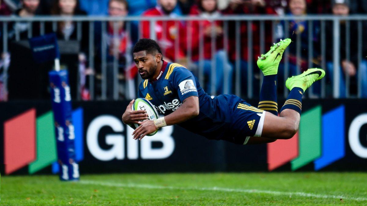 Rugby, i British and Irish Lions perdono di un soffio contro gli Highlanders