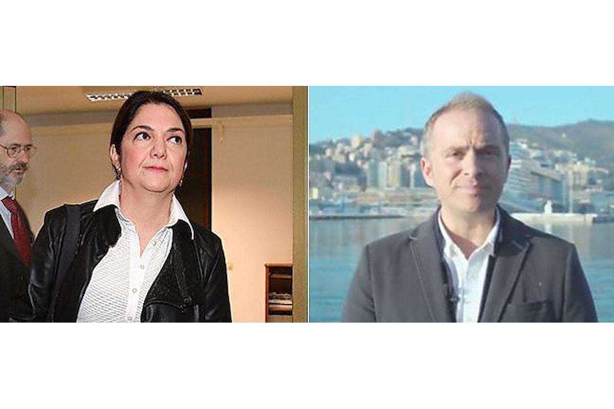 L'inquietante logica che ha portato all'esclusione della candidata sindaca di Genova