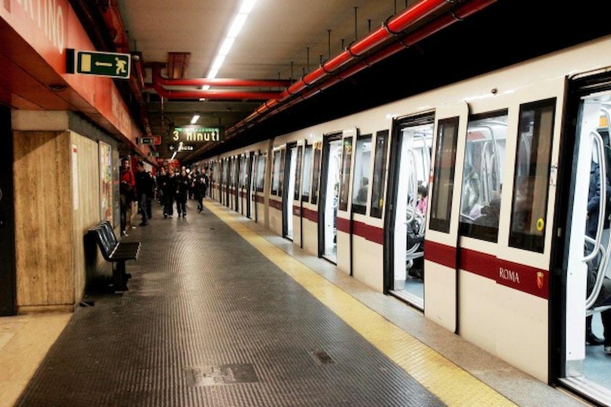 Atac, metro A: rallentamenti necessari per svolgere lavori su infrastruttura