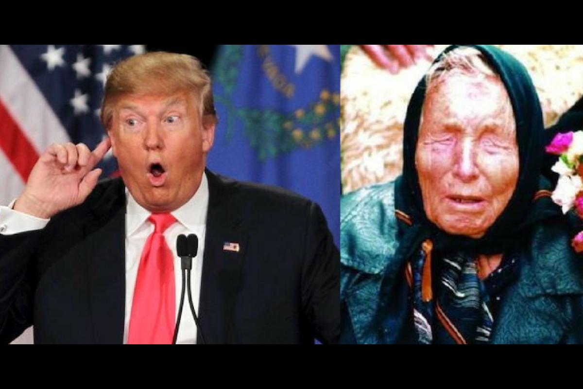 Ecco cosa prevedeva Baba Vanga su Trump: altro che Nostradamus