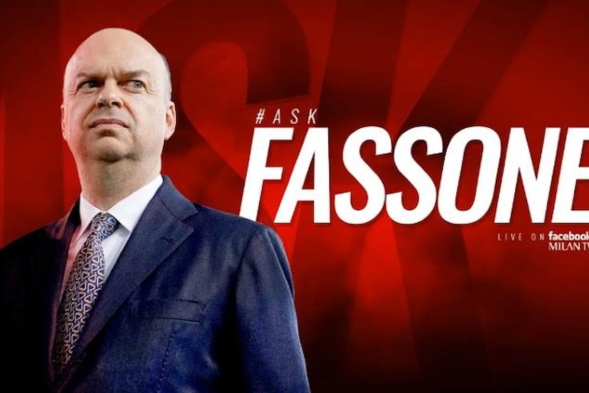 Milan, così parlò Fassone... su proprietà, Uefa, mercato