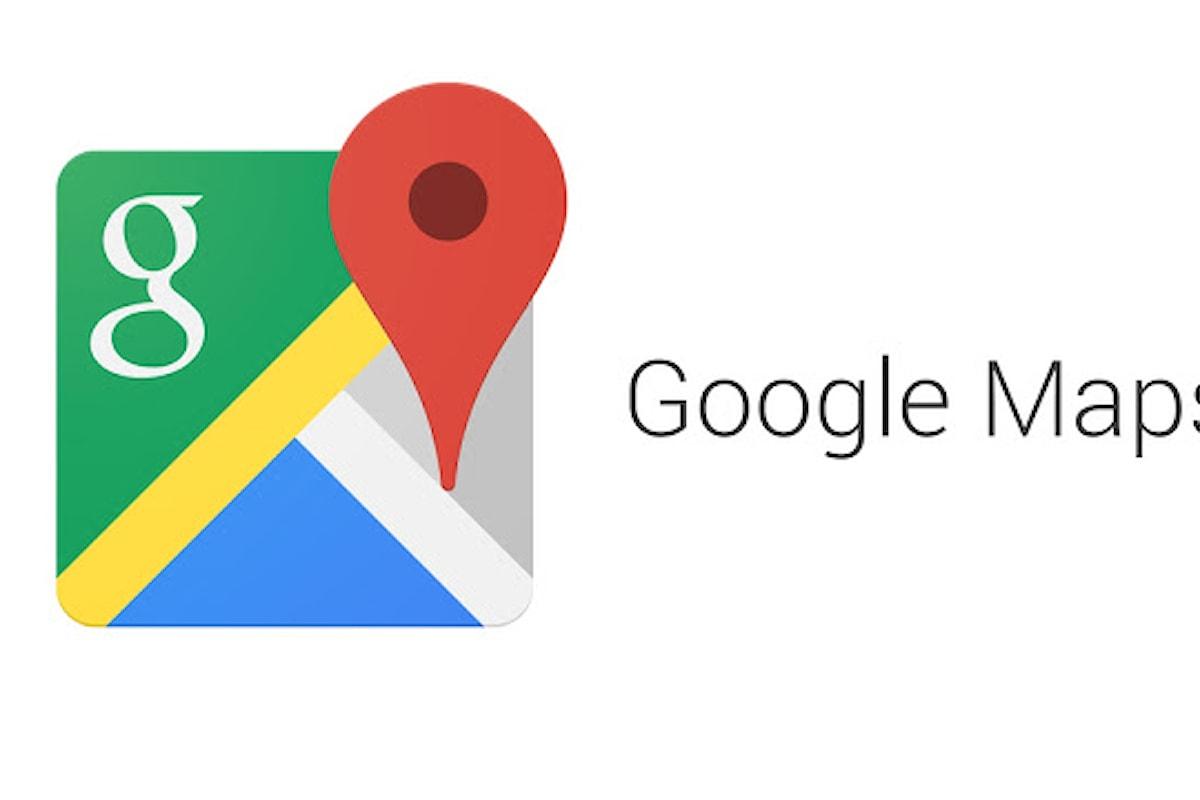 Google Maps, nuovo aggiornamento