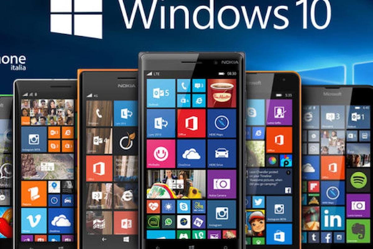 Ecco i migliori smartphone Lumia con Windows 10 mobile | Surface Phone Italia
