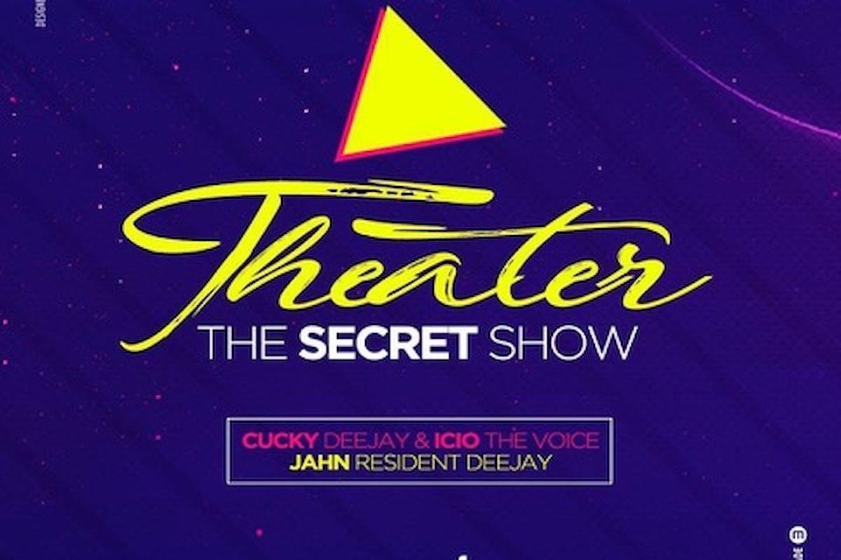 8 ottobre, Made Club - Como presenta Theater ✖ The Secret Show ✖